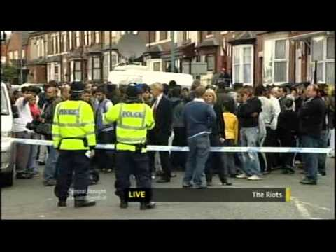 Birmingham Riot 2011: Day 2 (ITV1 Central) - full coverage