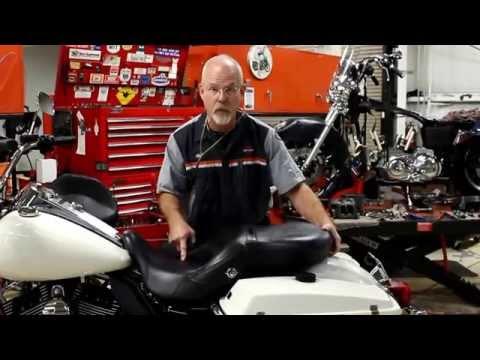 Doc Harley: Seat Options Video