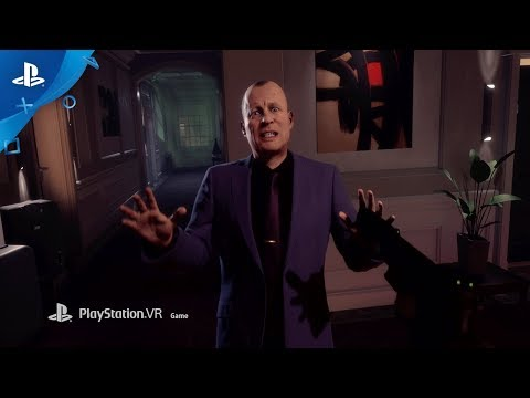 Blood & Truth - PGW 2017 Announce Trailer   PS VR