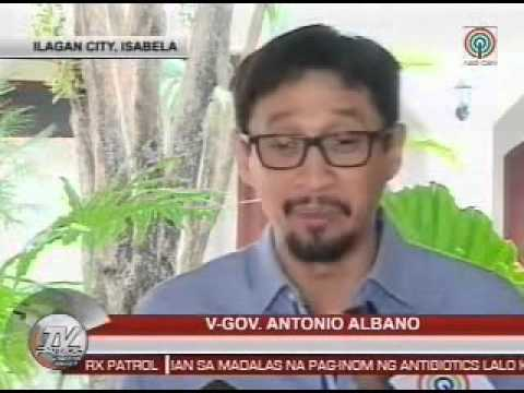 TV Patrol Cagayan Valley - November 25, 2015