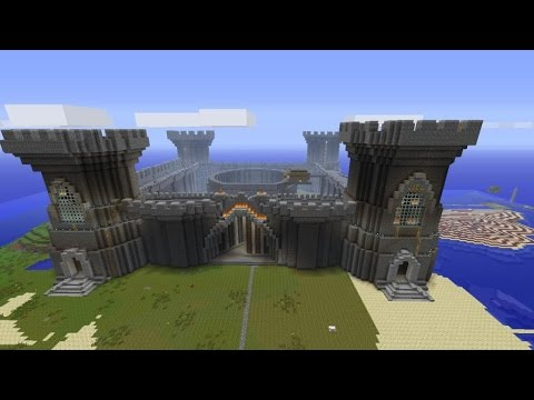 minecraft castle cheat