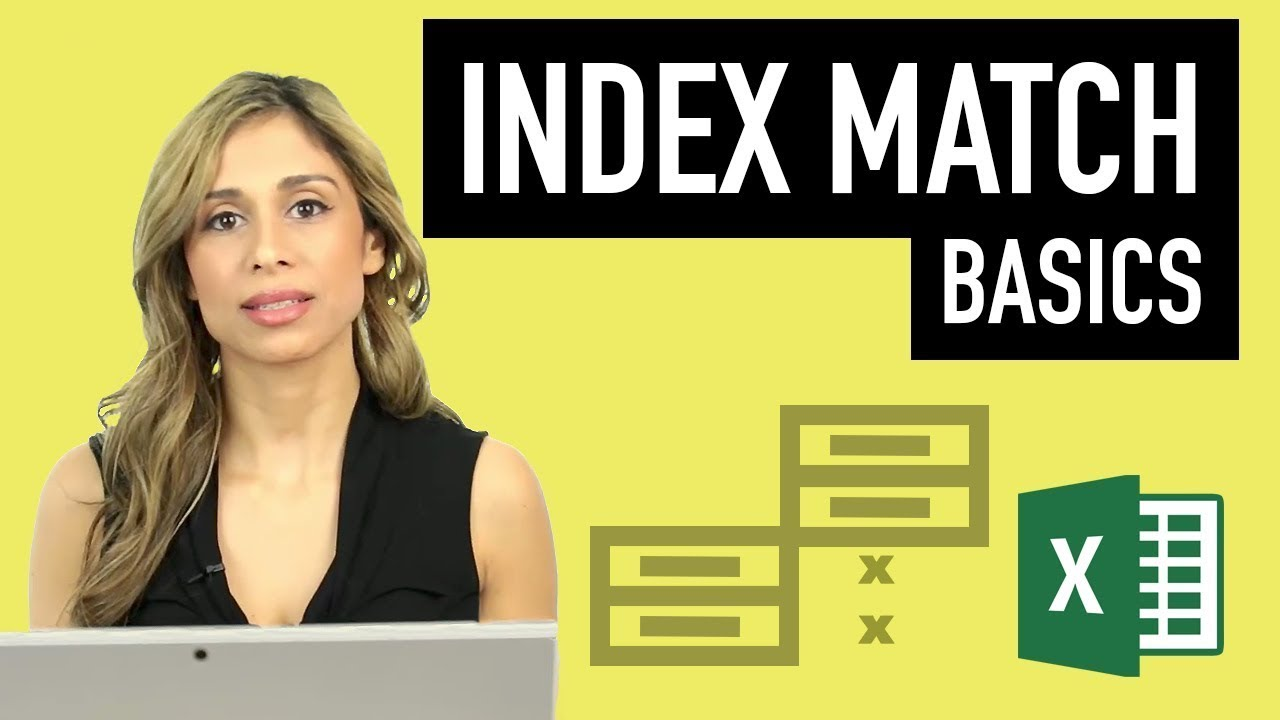 How to use Excel Index Match (the right way)