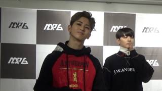 170304 MAP6『cover with love』TOWER RECORDS SHIBUYA1? JVIN focus