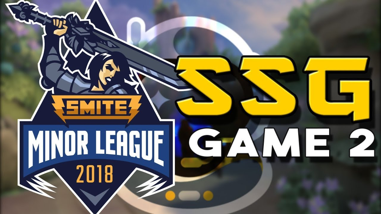 SpaceStation Gaming: Smite Minor League Game Two WITH COMMS! - Incon