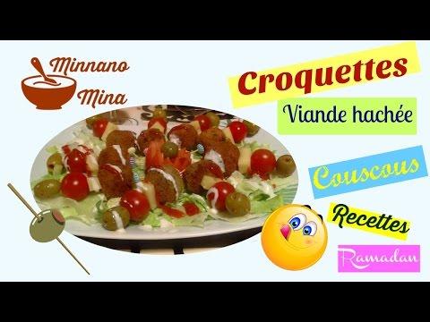 croquettes-de-viande-hachée-au-couscous,-recette-facile-et-rapide,-boulettes-de-viande-hachée