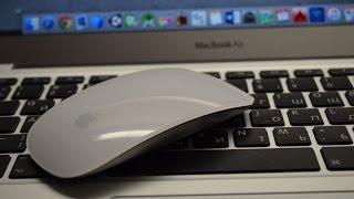 обзор Apple Magic Mouse