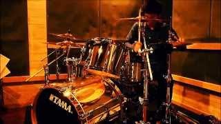 Change/Monkey majik+吉田兄弟 Drum cover.