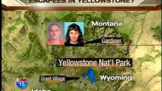Search intensifies in Yellowstone for AZ escape convicts