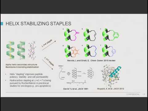 Calibr - A Peptide Engineering Platform for Stapled Long Acting Peptide Hormones