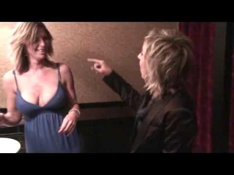 Ginger Leigh Sings For Ellen Show