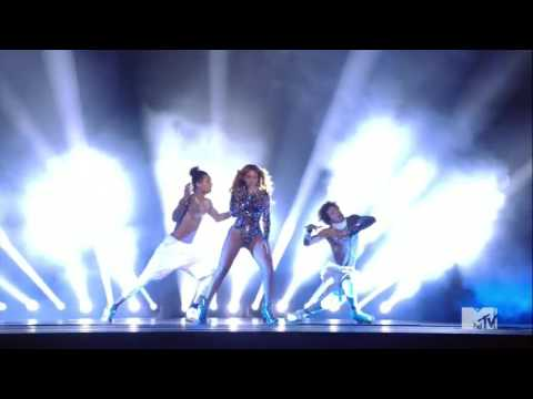Beyoncé No Angel live MTv