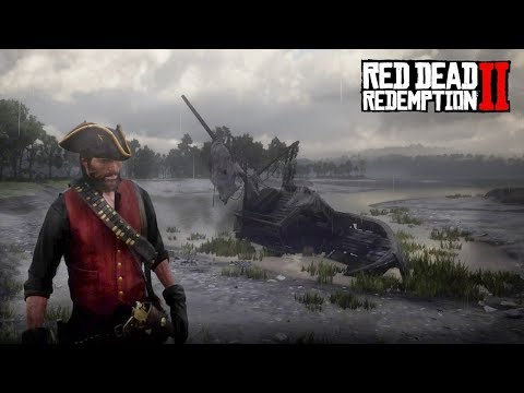 La isla secreta - El sombrero pirata - Red Dead Redemption 2 - Jeshua Games thumbnail