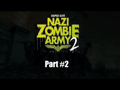 Sniper Elite: Nazi Zombie Army 2 - Purgatory: THE PREACHER! (Part 2) |
