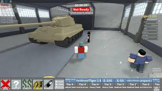Roblox Tankery: E50 Review! (UPDATED)