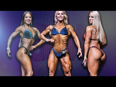 WELLNESS FITNESS - Beautiful Class Sweden Nationals -163CM , Prejudging /Finals