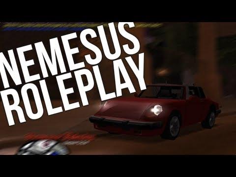 DANKE SAPD   INFOVIDEO - Nemesus Roleplay (James) #02 - Let's Play NRP