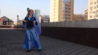 Жемчужина мира 2014.  Эсмира Абдуллаева - Азербайджан (backstage)