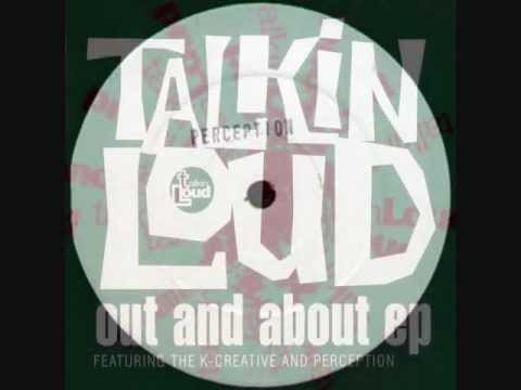 """PERCEPTION. """"Feed The Feeling"""". 1992. EP version """"Out & About""""."""