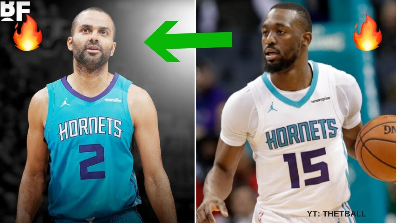 timeless design 66038 533cd How Tony Parker Fits With the Charlotte Hornets | Leaving Spurs to Play  With Kemba Walker!