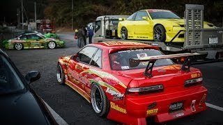 9 Minutes of Nikko Circuit - Raw Drifting