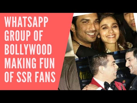 Download BIGGEST SECRET OF BOLLYWOOD REVEALED : How some B Town Faces Making Fun of SSR Movement