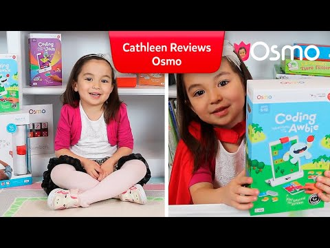 Osmonaut Cathleen Reviews the Osmo Game System