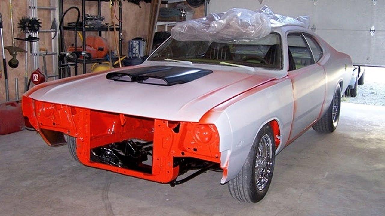 Dodge Dart Philippines >> 1972 Dodge Dart SS 360 Demon Restoration Project | Doovi