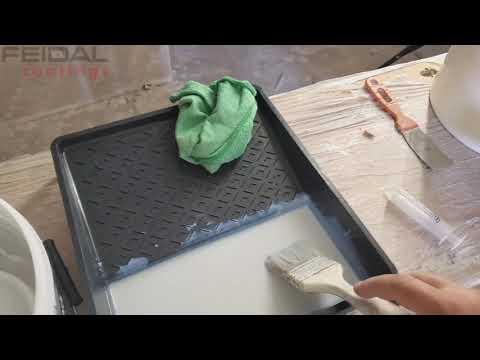 Защитный лак для декоративных штукатурок! Опыт использования.