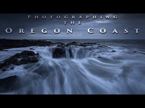 Photographing the Oregon Coast - Landscape Photography on location