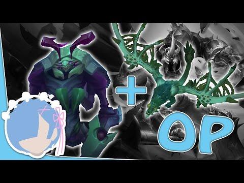 League Of Legends | Rift Herald + Dragon Pet OP
