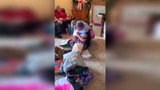 Boy with Troublesome Home Life gets the Ultimate Christmas Present