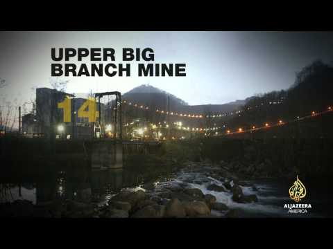 Remembering The Mine Disaster In West Virginia 5 Years Later
