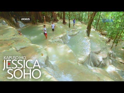 Kapuso Mo, Jessica Soho: Fall in love sa Kaparkan Falls