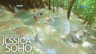 Kapuso Mo, Jessica Soho: Fall in love sa Kaparkan Falls