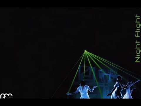 Perfume - 「Night Flight」Full English and Romaji Lyrics
