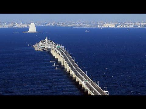 Tokyo Bay Aqua-Line to Metropolitan Expressway