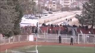 ısparta davraz spor-bucak bld (2-0) taraftarın maça girişi