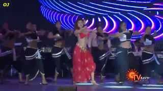 Repeat youtube video OVIYA Sexy Boobs Bouncing Dance (Naan Kaaki Naattu) in SICA AWARDS