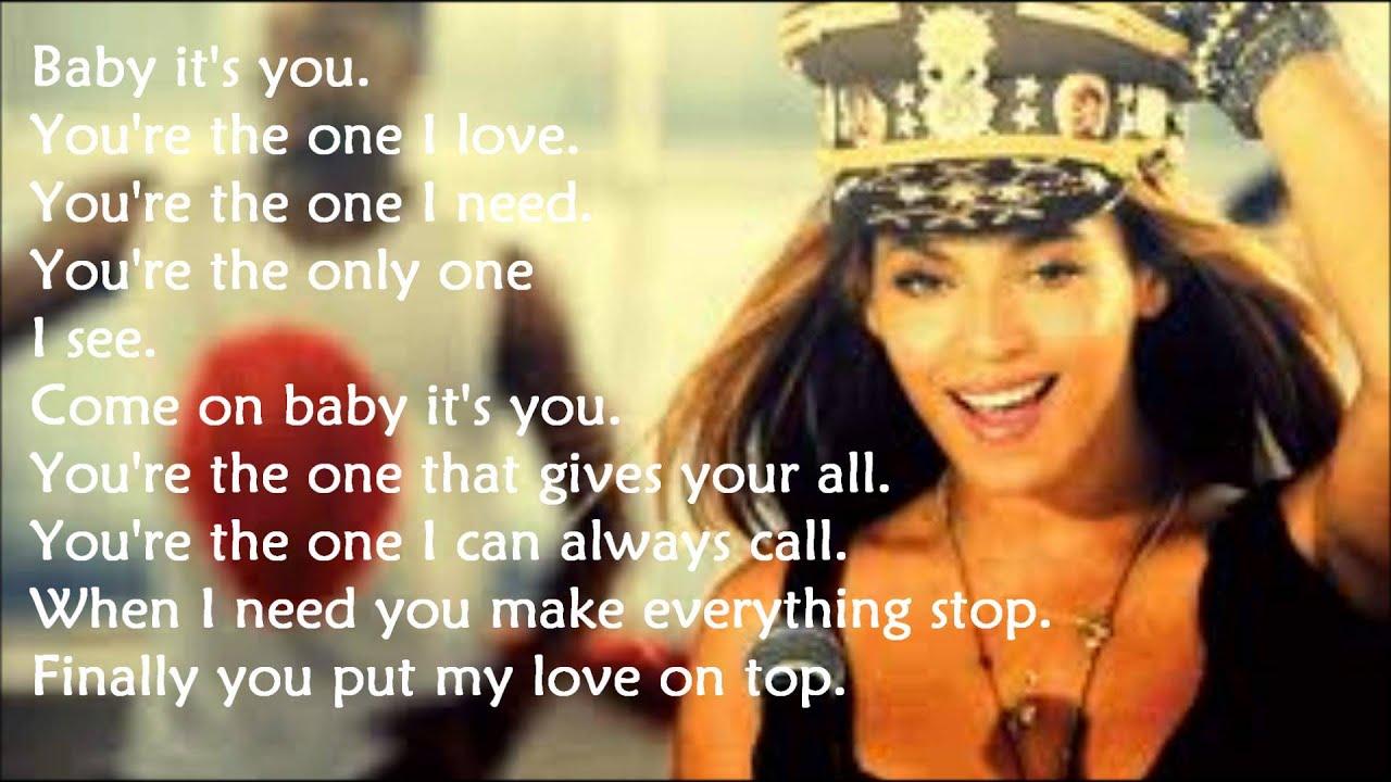 Beyoncé – ALL NIGHT Lyrics | Genius Lyrics