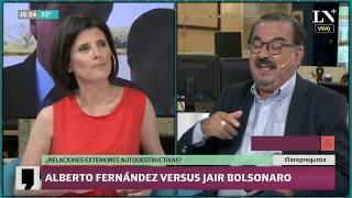 Alberto Fernández versus Bolsonaro: ¿relaciones exteriores autodestructivas?