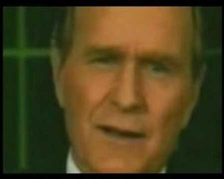 Bush Senior NWO Speech