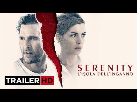 SERENITY – L'Isola dell'Inganno   Trailer Ufficiale Italiano HD