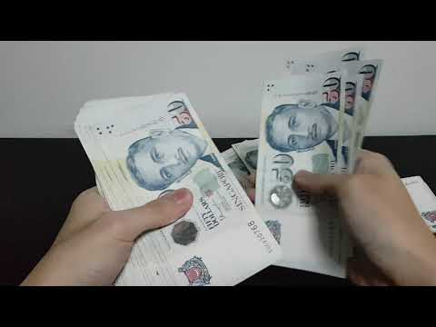 Count Singapore Dollar S$4000
