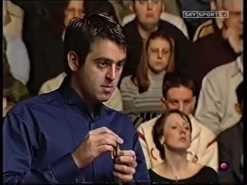 Ronnie O'Sullivan Vs Jimmy White   2002 Premier League Snooker Group Match