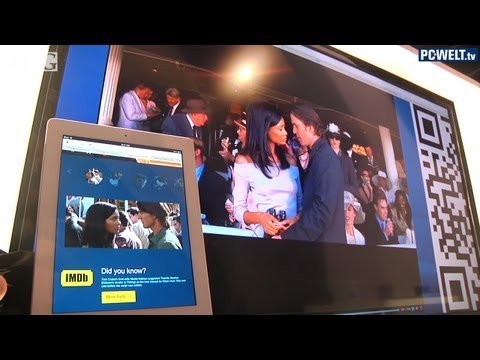 Akamai stellt Second-Screen-App vor