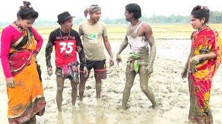 পানি নিয়ে ধান ক্ষেতে জগরা | তার ছেড়া ভাদাইমা | Pani Niye Dhan Khete Jogra | Tarchera Vadaima