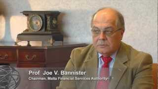 Interview with Prof. Joseph V. Bannister on Securities Regulation - 2011