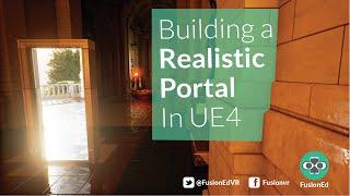 UE4-Tutorial: Wie Baue ich Eine Nahtlose Unreal Portal-Tür