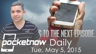 Apple vs. Spotify, HTC sales drop, Apple Watch third-party stuff & more - Pocketnow Daily
