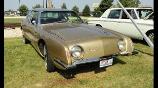 My Car Story with Lou Costabile 1963 Studebaker Avanti